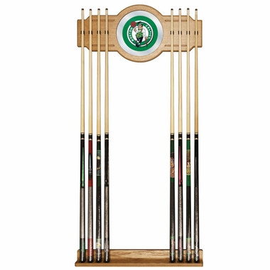 Boston Celtics Cue Rack