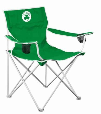 Boston Celtics Deluxe Adult Folding Logo Chair