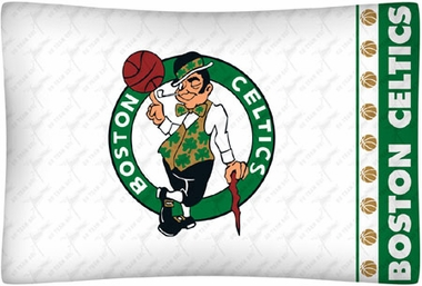 Boston Celtics Individual Pillowcase