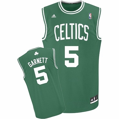 Boston Celtics Kevin Garnett Replica YOUTH Jersey