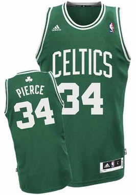 Boston Celtics Paul Pierce Revolution 30 Swingman Jersey