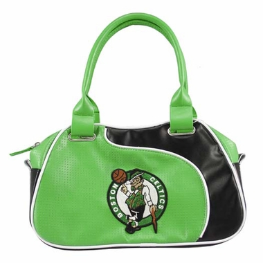 Boston Celtics Perf-ect Bowler Purse
