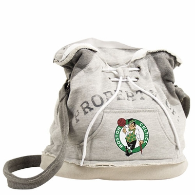 Boston Celtics Property of Hoody Duffle