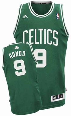 Boston Celtics Rajon Rondo Revolution 30 Swingman Jersey