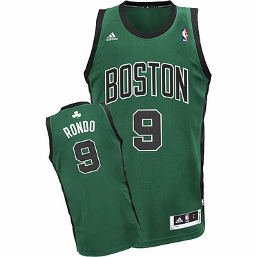 Boston Celtics Rajon Rondo YOUTH Swingman Jersey