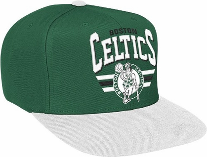 Boston Celtics Stadium Throwback Snapback Hat