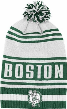 Boston Celtics Throwback Pom Hat