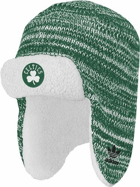 Boston Celtics Trooper Knit Hat