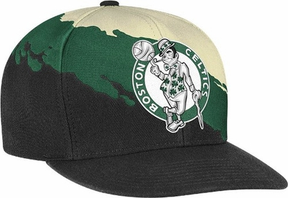 Boston Celtics Vintage Paintbrush Snap Back Hat