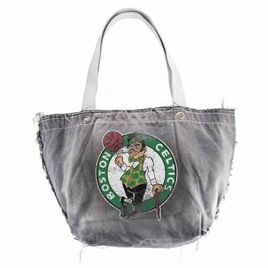 Boston Celtics Vintage Tote (Black)