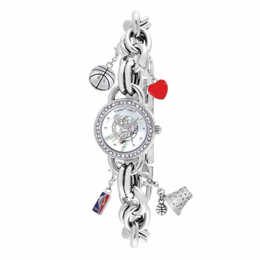 Boston Celtics Women's Charm Watch