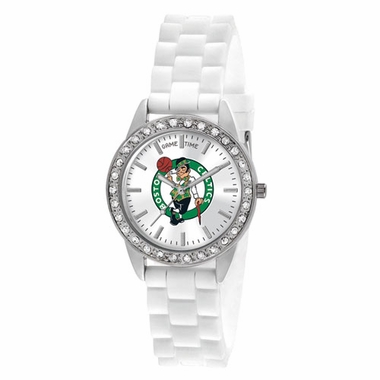 Boston Celtics Women's Frost Watch