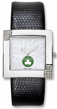 Boston Celtics Women's Glamour Watch