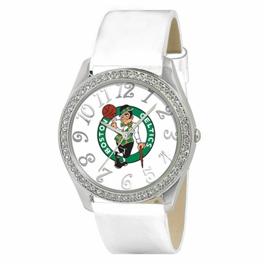Boston Celtics Women's Glitz Watch