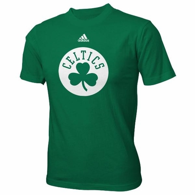 Boston Celtics YOUTH Adidas NBA Team Logo T-Shirt