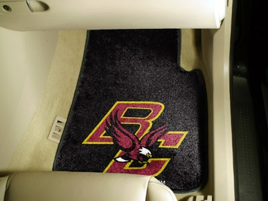 Boston College 2 Piece Car Mats
