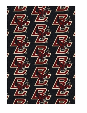 "Boston College 3'10"" x 5'4"" Premium Pattern Rug"