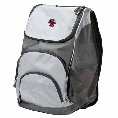 Boston College Action Backpack (Color: Grey)
