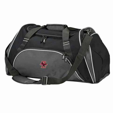 Boston College Action Duffle (Color: Black)