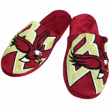 Boston College Big Logo Hard Sole Slippers