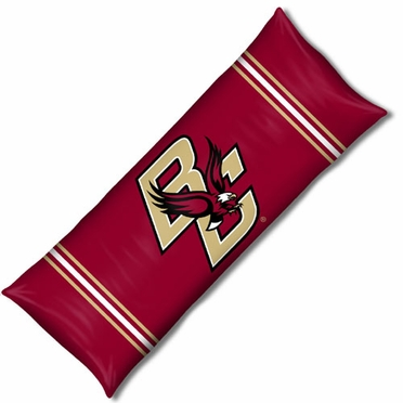 Boston College Body Pillow