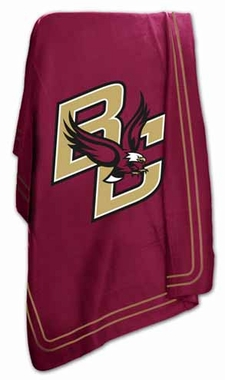 Boston College Classic Fleece Throw Blanket