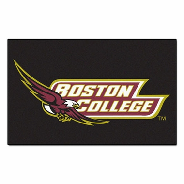 Boston College Economy 5 Foot x 8 Foot Mat