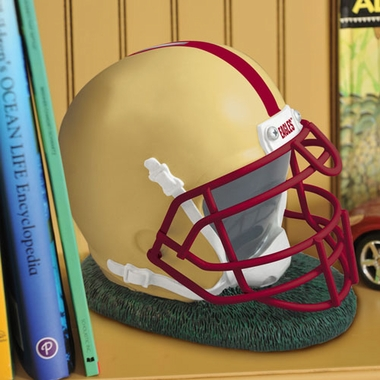 Boston College Helmet Shaped Bank