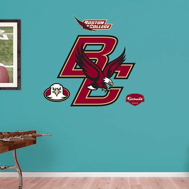 Boston College Logo Fathead Wall Graphic