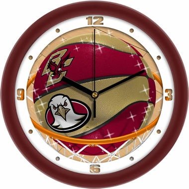 Boston College Slam Dunk Wall Clock