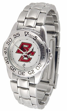 Boston College Sport Women's Steel Band Watch