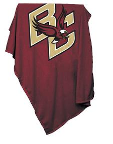 Boston College Sweatshirt Blanket