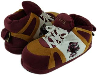 Boston College UNISEX High-Top Slippers - Large