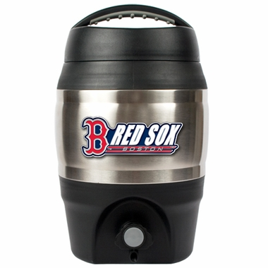 Boston Red Sox 1 Gallon Tailgate Jug