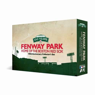 Boston Red Sox 100th Anniversary Set