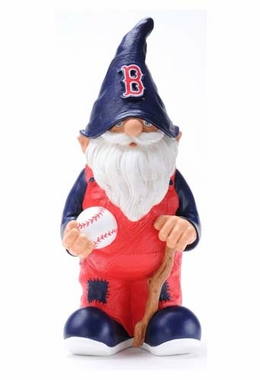 Boston Red Sox 11 Inch Garden Gnome