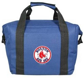 Boston Red Sox 12 Pack Cooler Bag