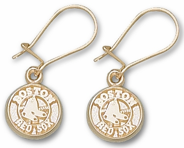 Boston Red Sox 14K Gold Post or Dangle Earrings