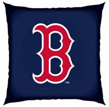 Boston Red Sox 15 Inch Applique Pillow