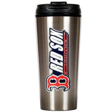 Boston Red Sox 16 oz. Thermo Travel Tumbler