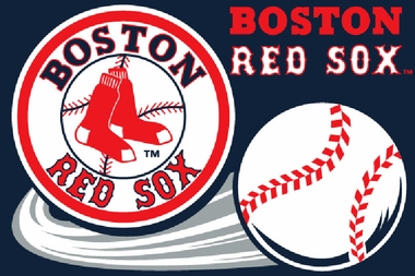 Boston Red Sox 20 x 30 Rug