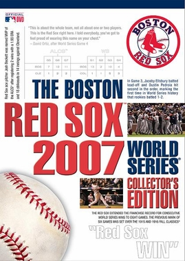 Boston Red Sox 2007 W.S. Champs 8 Disc DVD Set