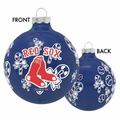 Boston Red Sox 2010 Traditional Ornament