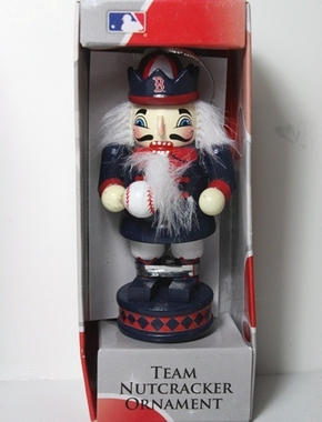Boston Red Sox 2012 Nutcracker Ornament
