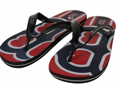 Boston Red Sox 2012 Unisex Big Logo Flip Flops