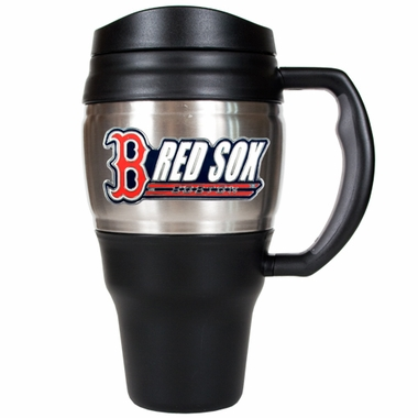 Boston Red Sox 20oz Oversized Travel Mug