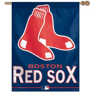 "Boston Red Sox 27"" x 37"" Banner"