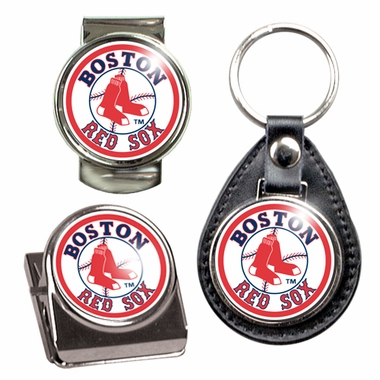 Boston Red Sox 3 Piece Gift Set