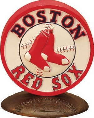 Boston Red Sox 3D Logo