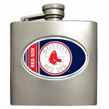 Boston Red Sox 6 oz. Hip Flask